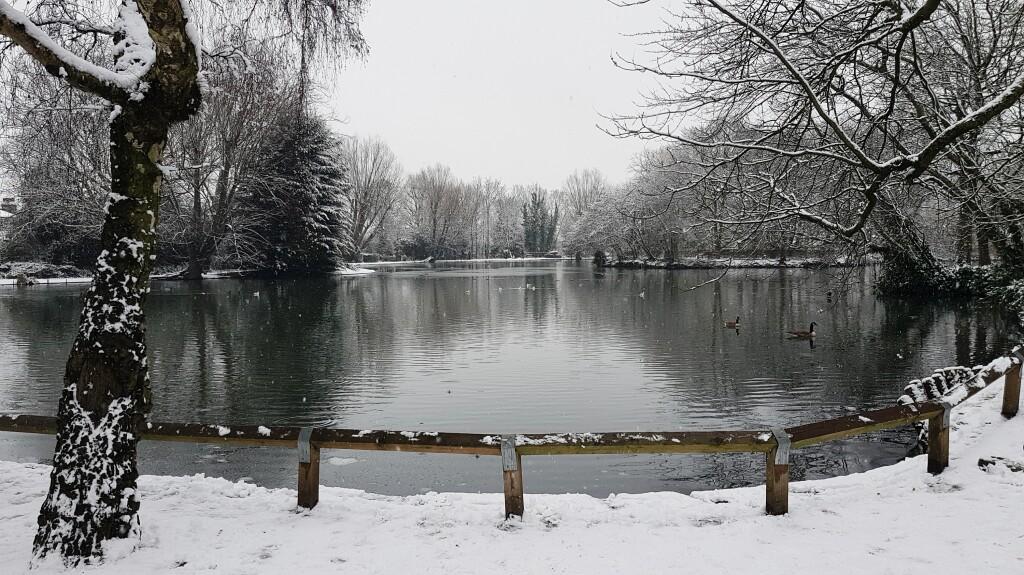 17. Snow