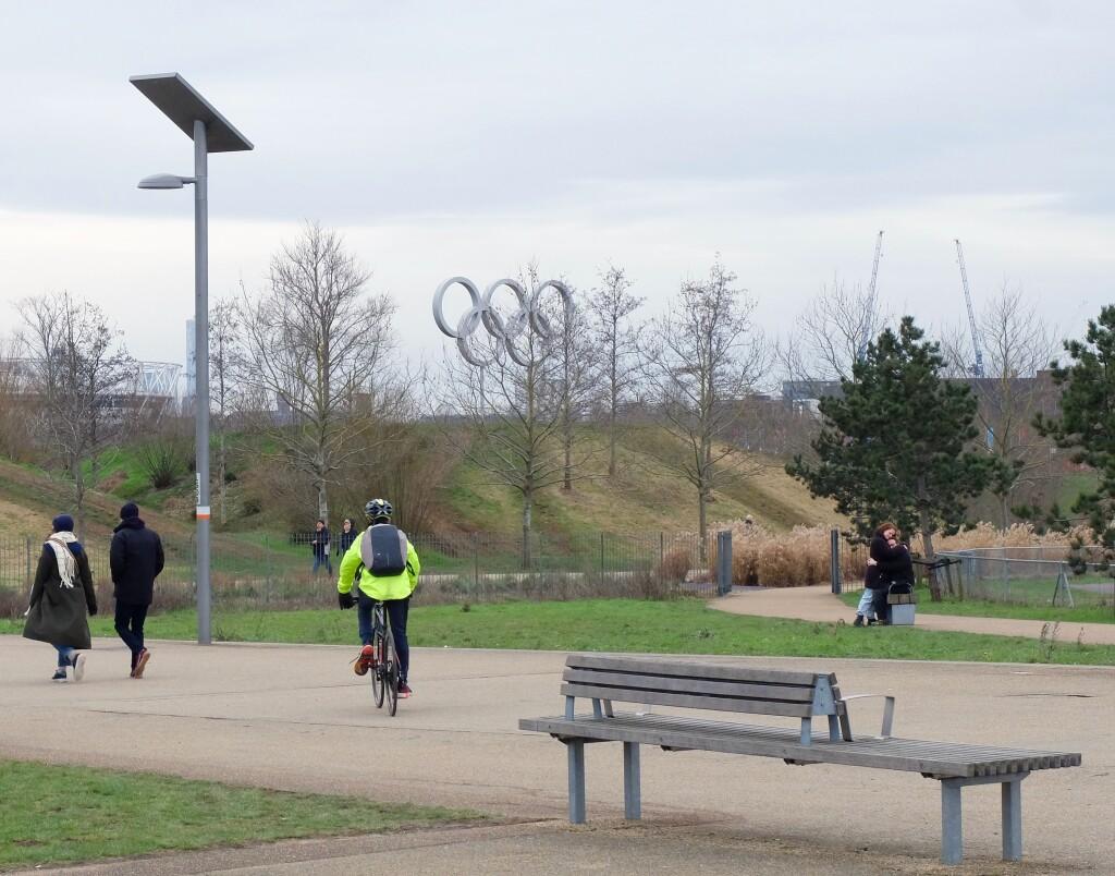 Wioska olimpijska, Londyn