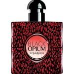 YSL Black Opium Leopard