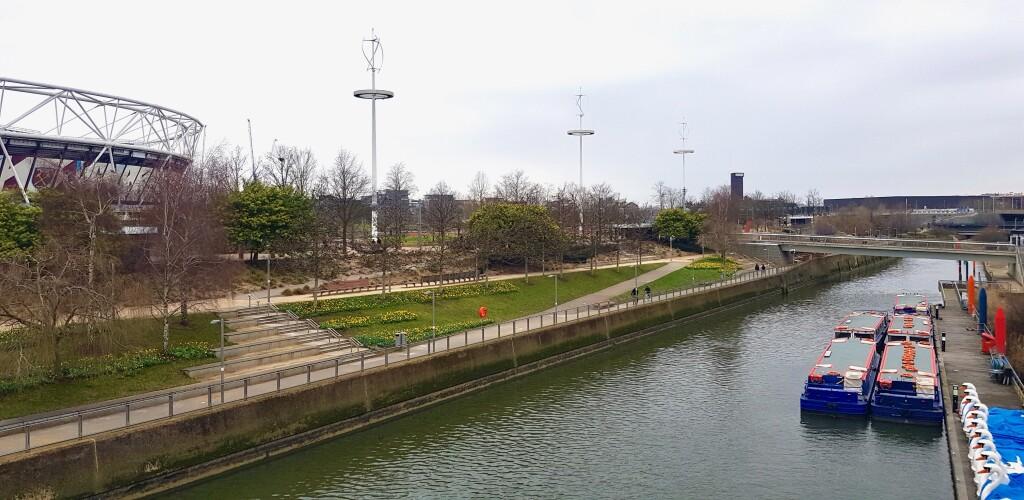 Kanał na Stratfordzie