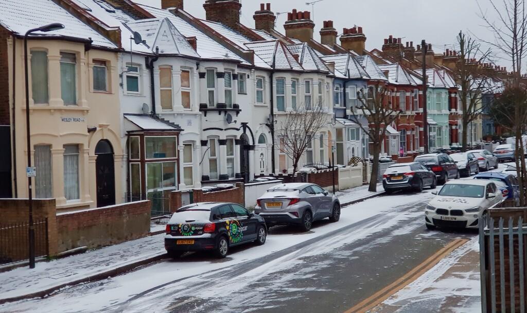 3. Śnieg