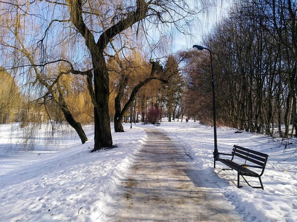 Zima w Polsce 1