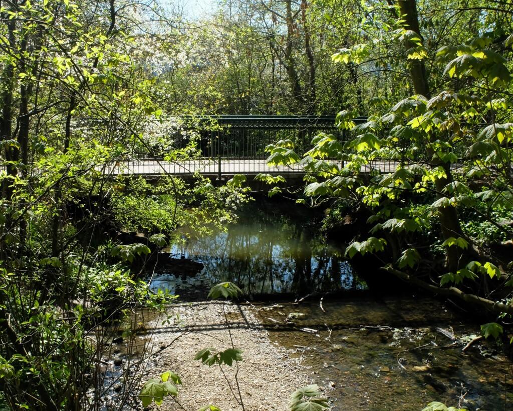 1. Potok w Londynie