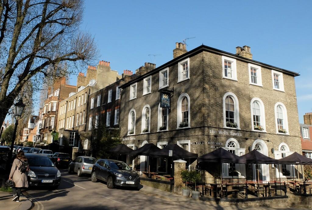 1. The Wells Tavern, London