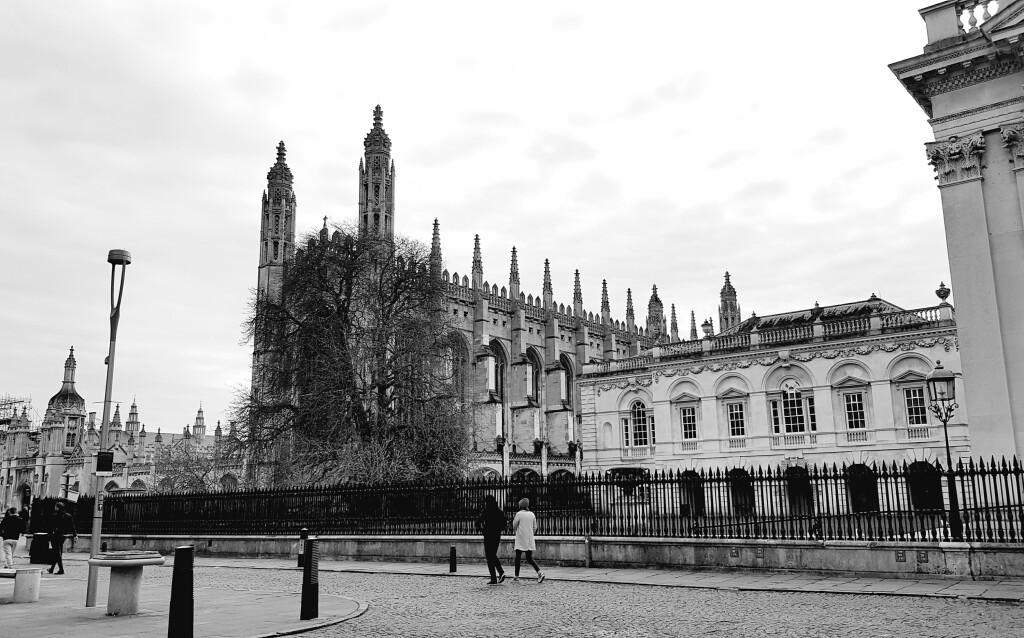 Cambridge w obiektywie