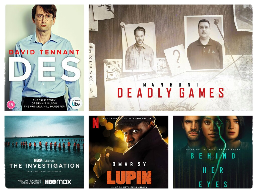 Filmy kryminalne w kinie domowym